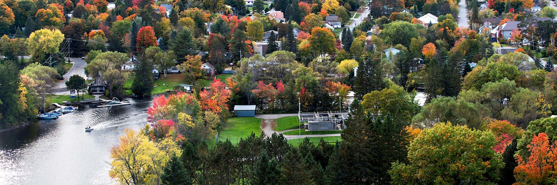 Visit Huntsville, Canada