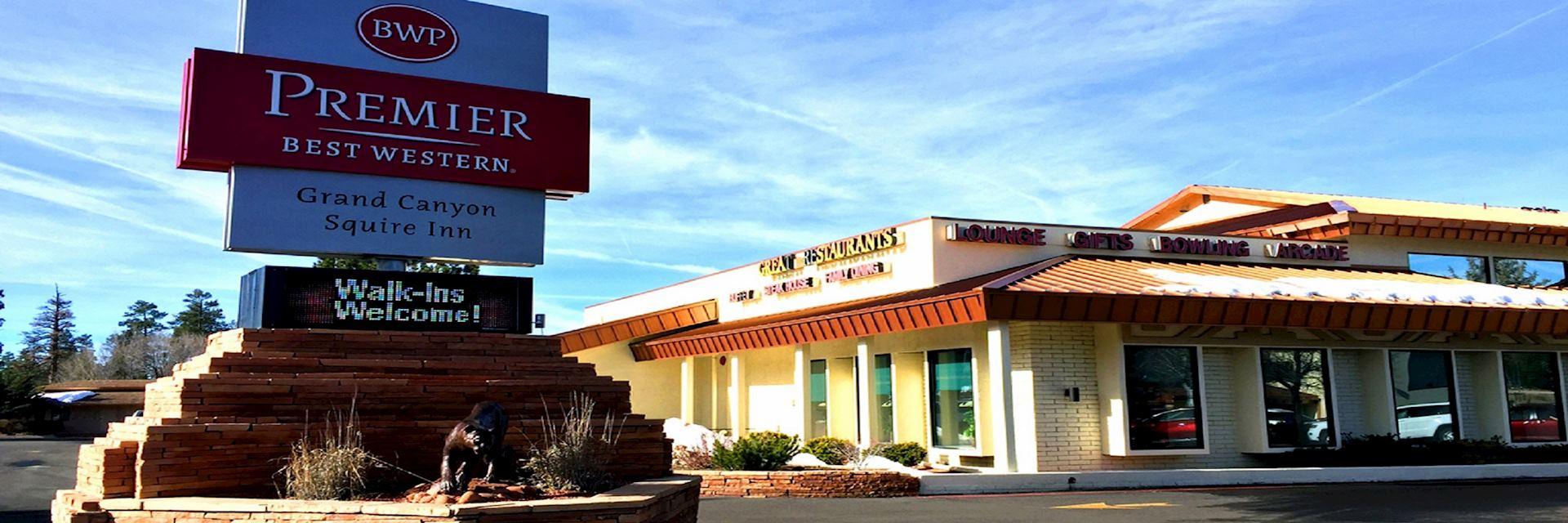 Best Western Premier Squire Inn