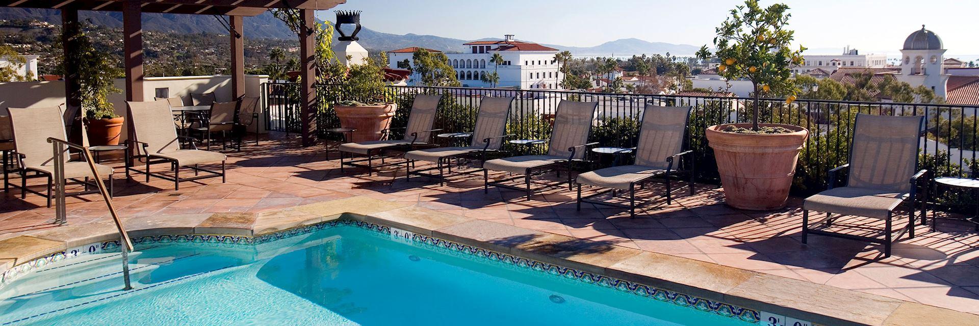 Canary Hotel, Santa Barbara