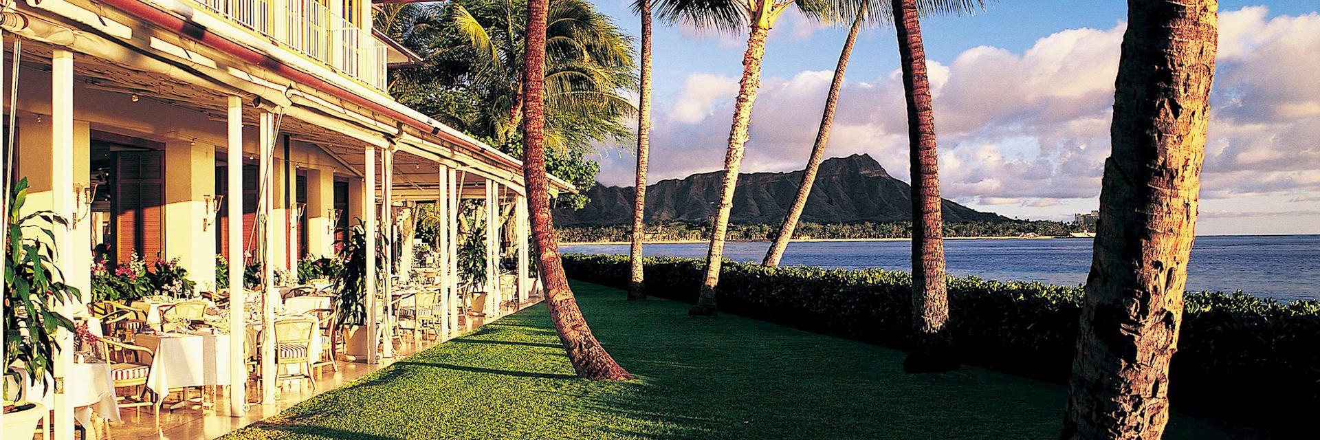 Halekulani Hotel, Oahu
