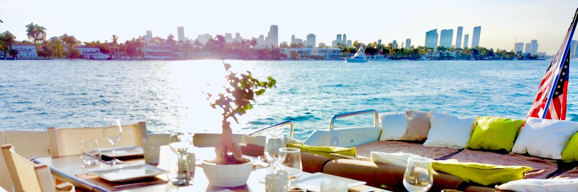 MY Panthera, Miami
