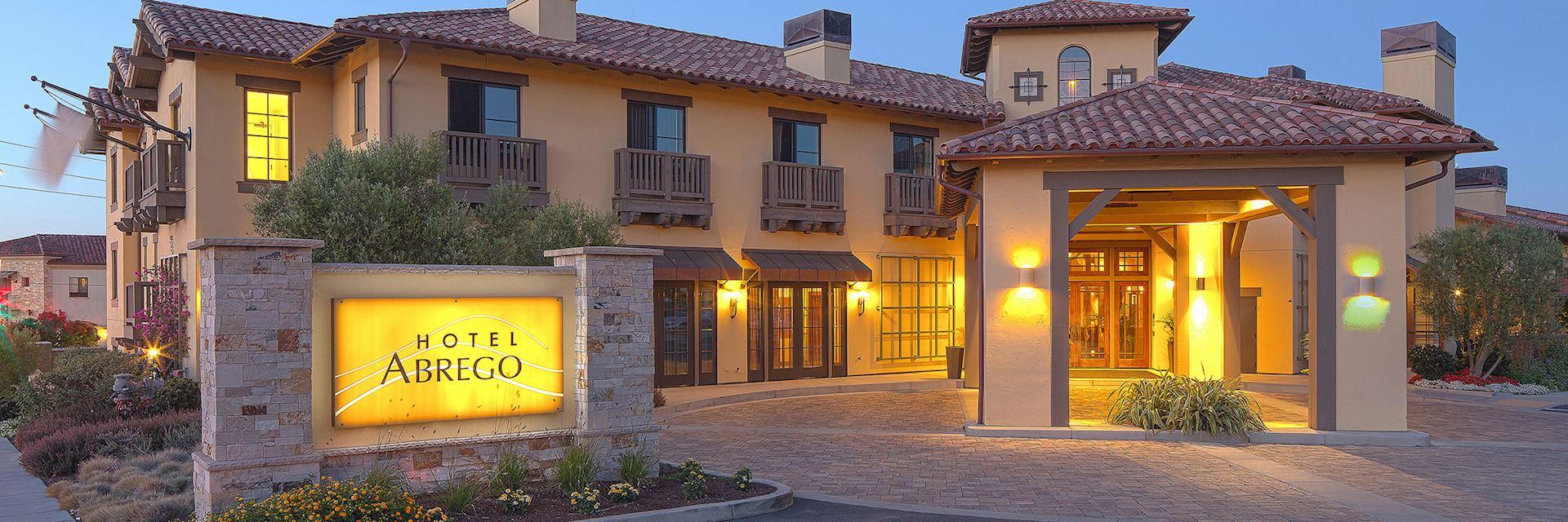 Hotel Abrego, Monterey