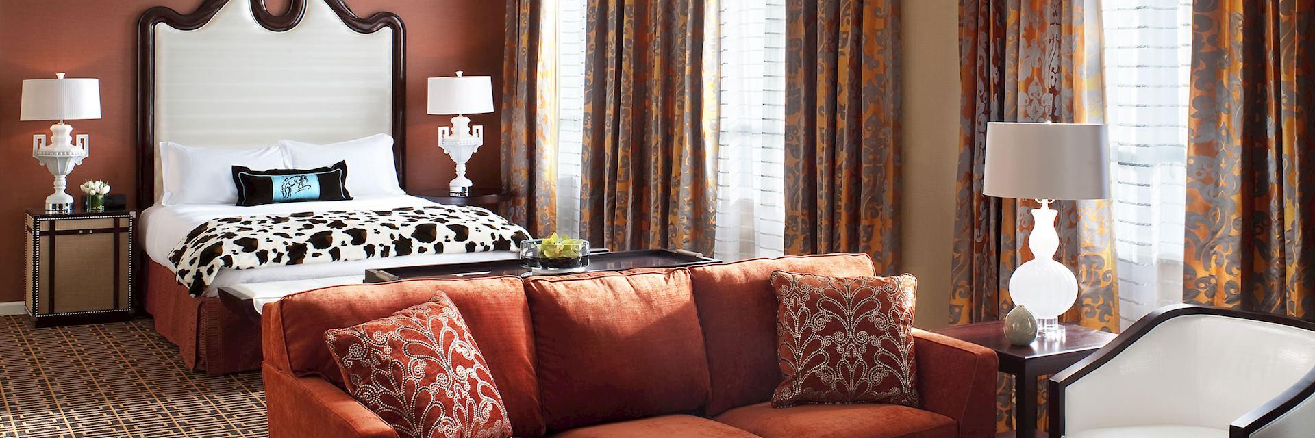 Hotel Monaco, Denver, Monte Carlo Suite