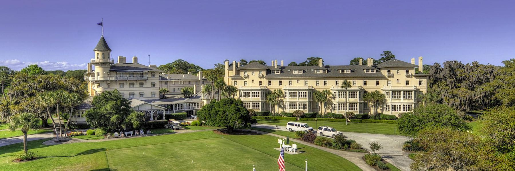 Jekyll Island Georgia Club Hotel
