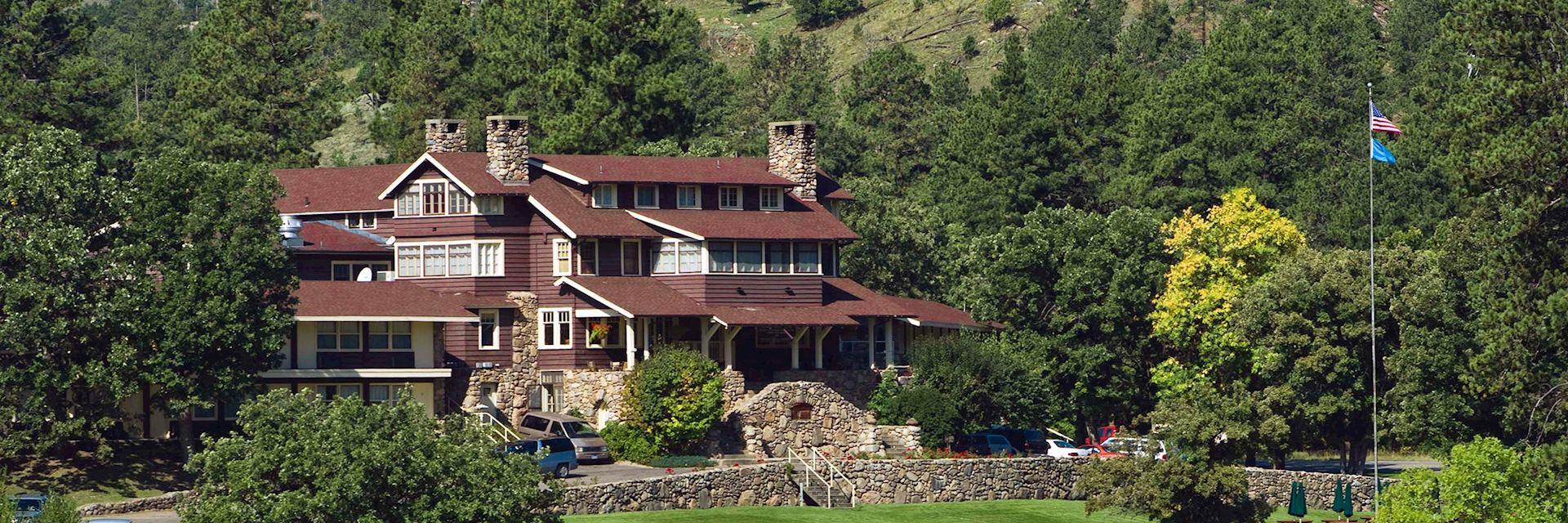 State Game Lodge, Custer