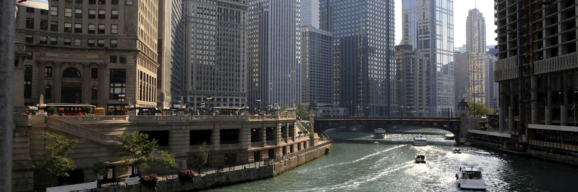 Chicago, the starting point for Route 66