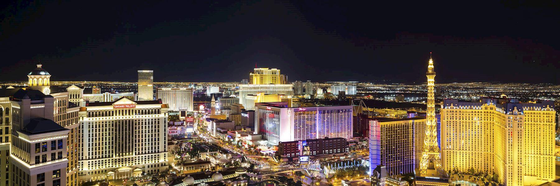 Visit Las Vegas, USA