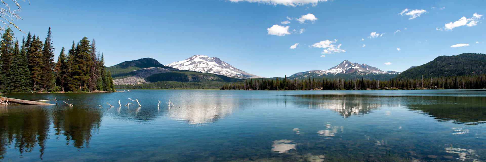 Cascade Lakes in Bend, Oregon