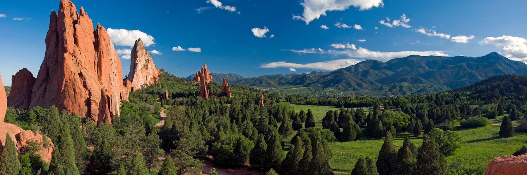 Visit Colorado Springs, USA