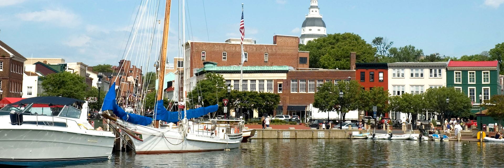 Annapolis harbour