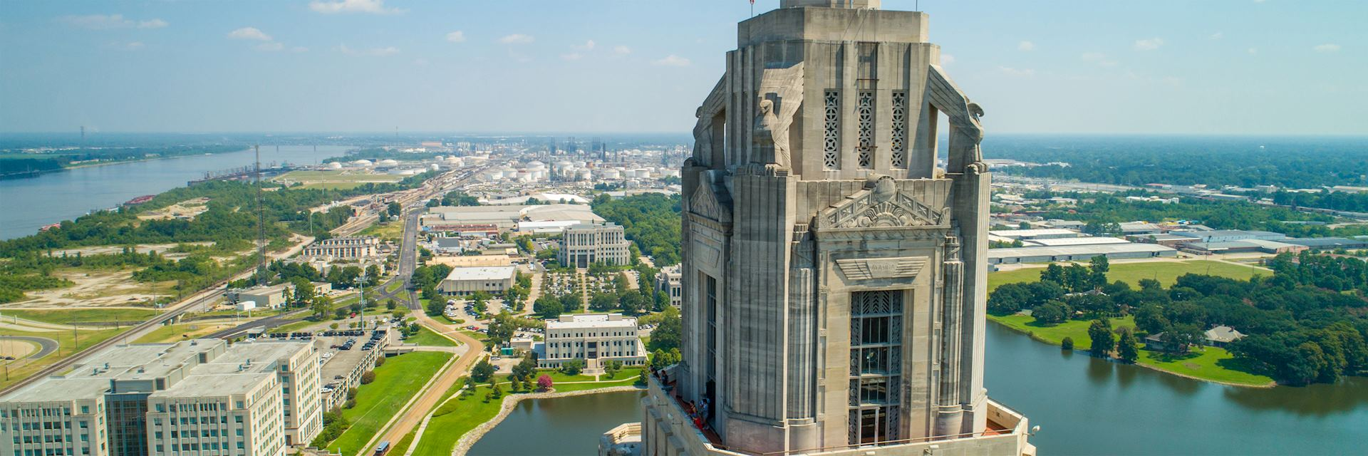 Louisiana State Capitol Building, Baton Rouge
