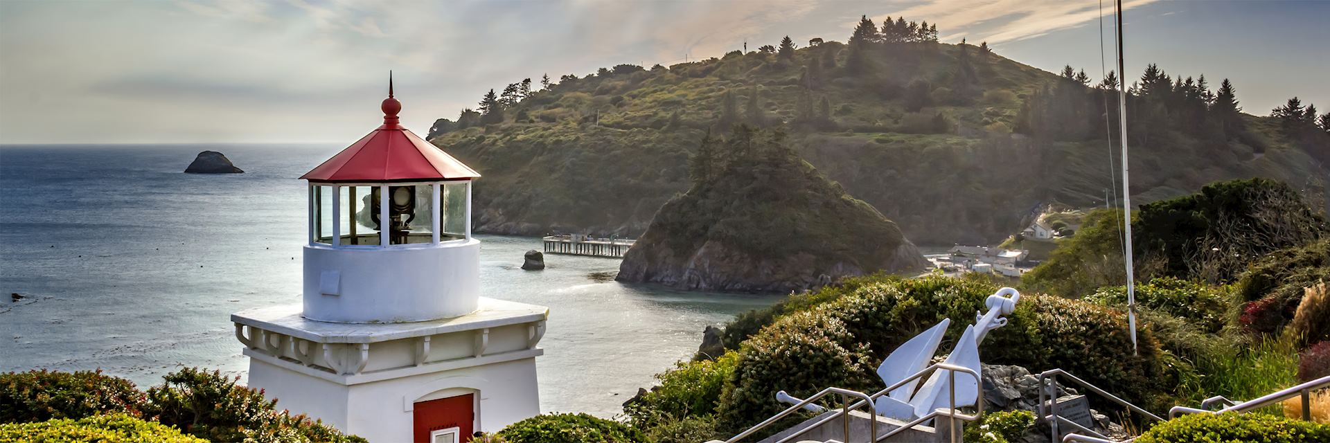 Trinidad Memorial Lighthouse, California