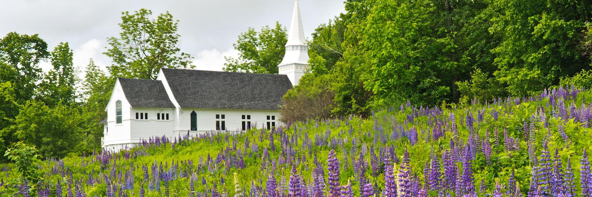 Church in Sugar Hill