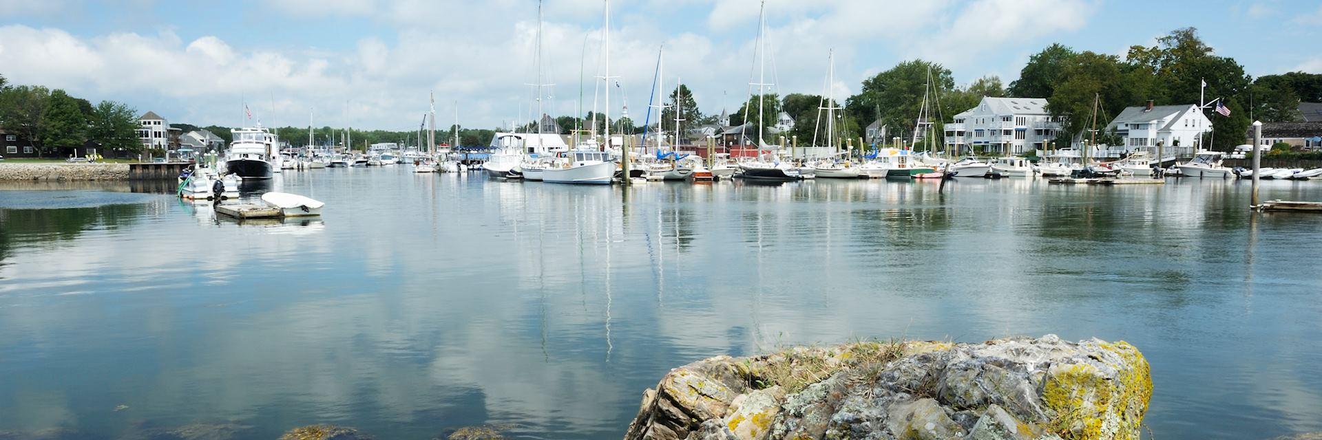 Kennebunkport marina