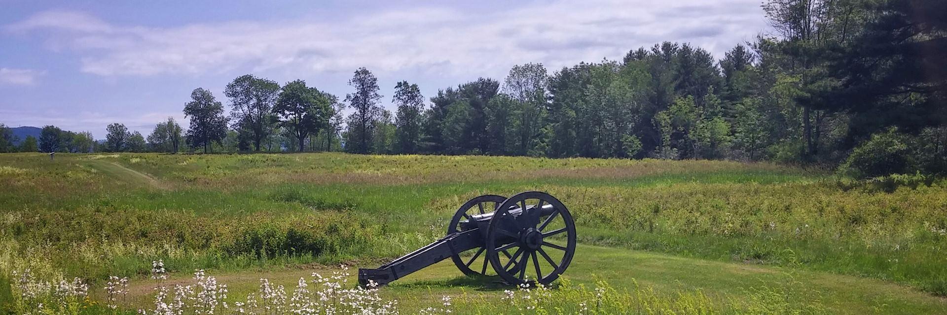 Saratoga National Historical Park, Saratoga Springs