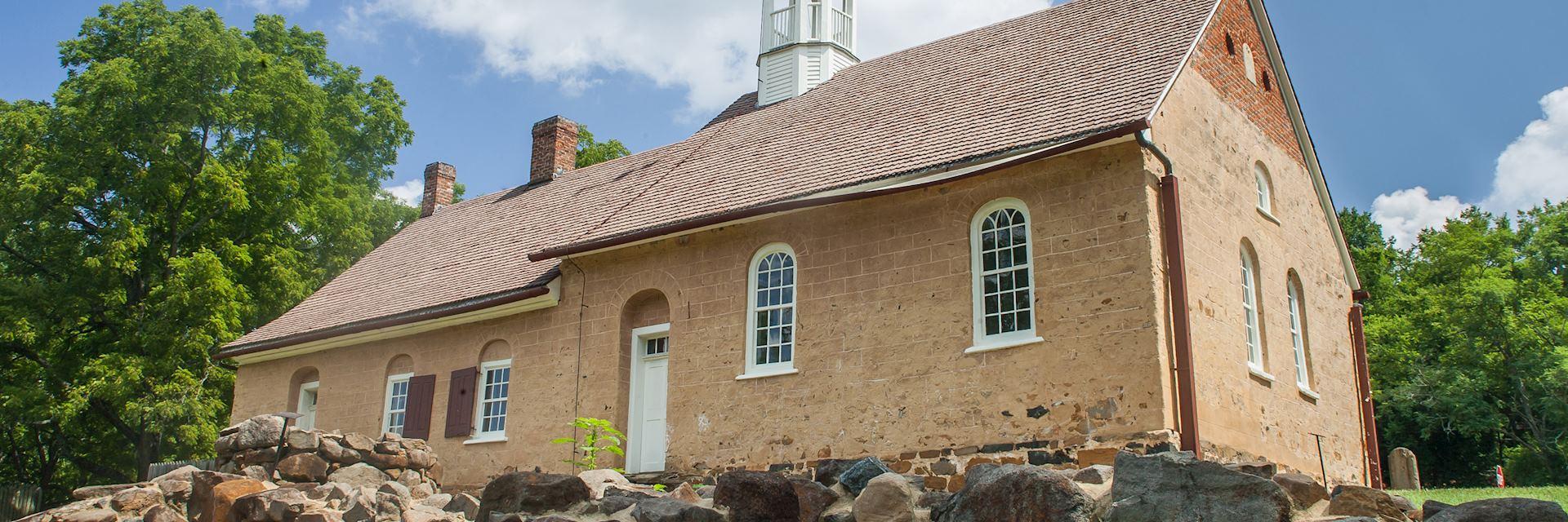 Church in Winston-Salem