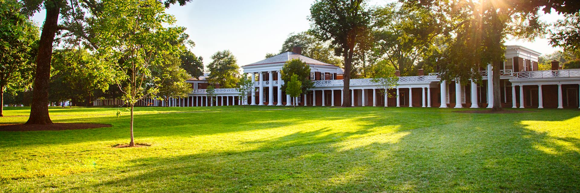 The Lawn, University of Virginia, Charlottesville