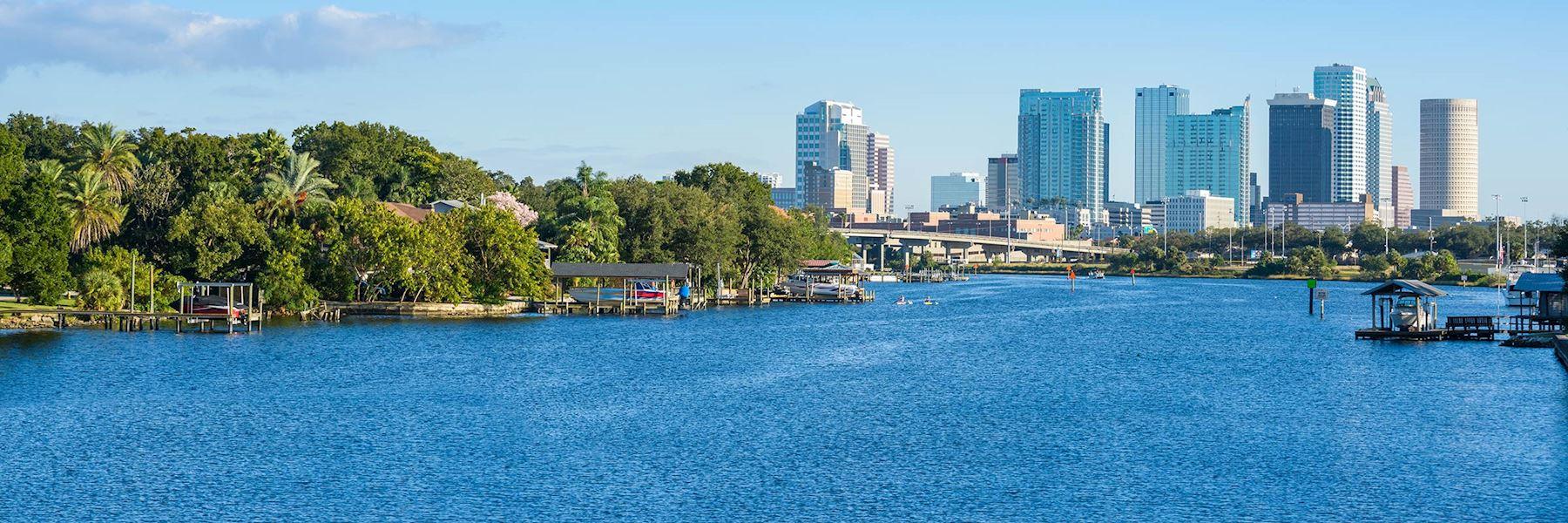 Visit Tampa, USA