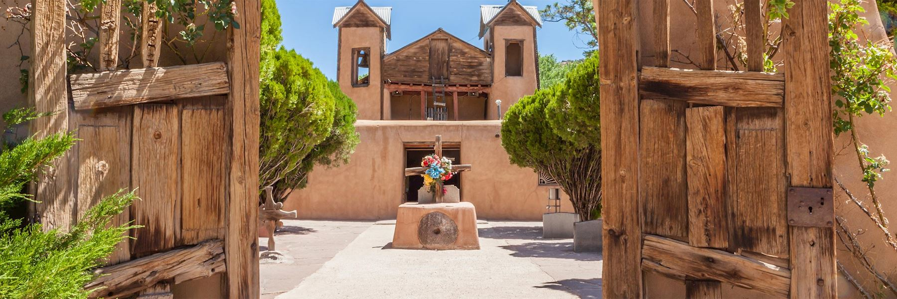 Visit Santa Fe, USA