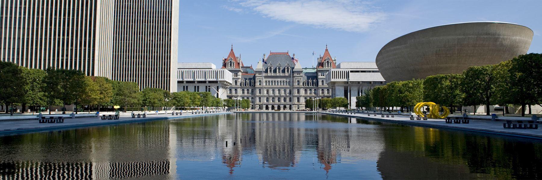 Visit Albany, USA