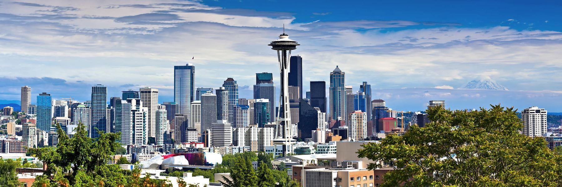 Visit Seattle, USA
