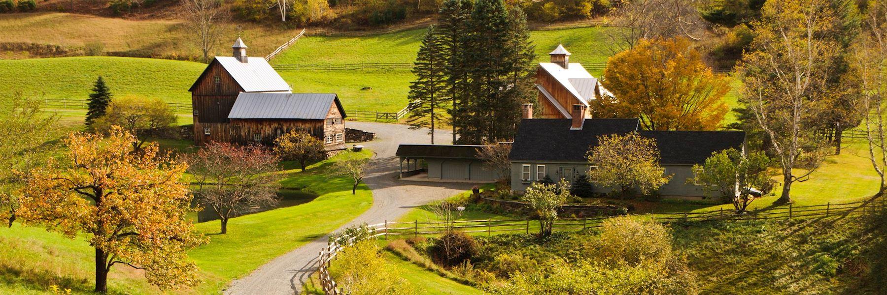 Visit Woodstock, New England
