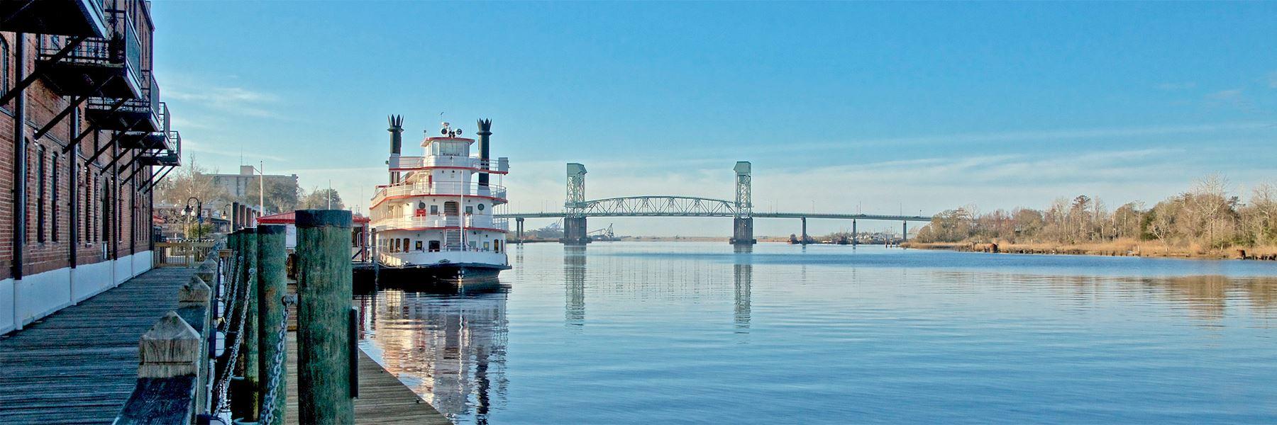 Visit Wilmington, Deep South