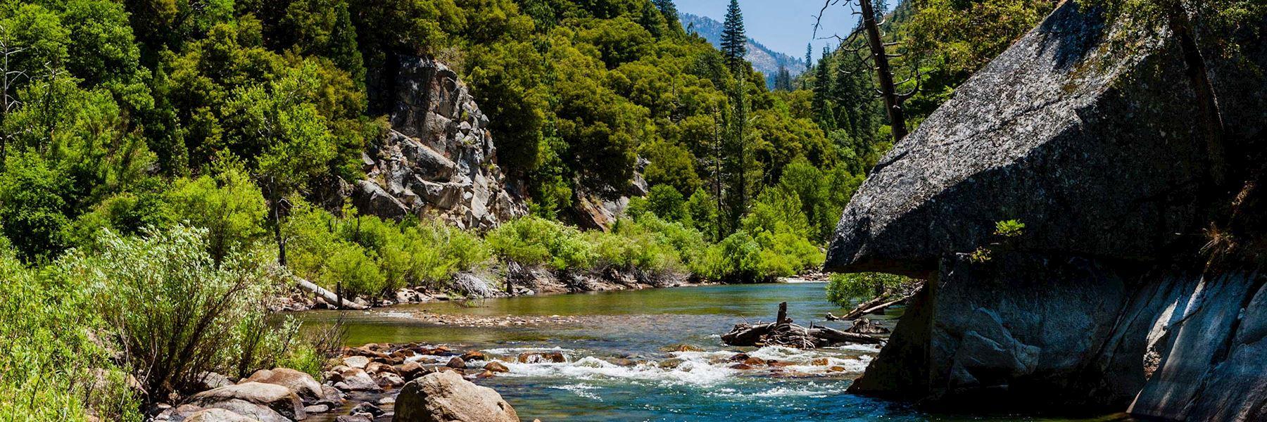 Visit Kings Canyon National Park, California
