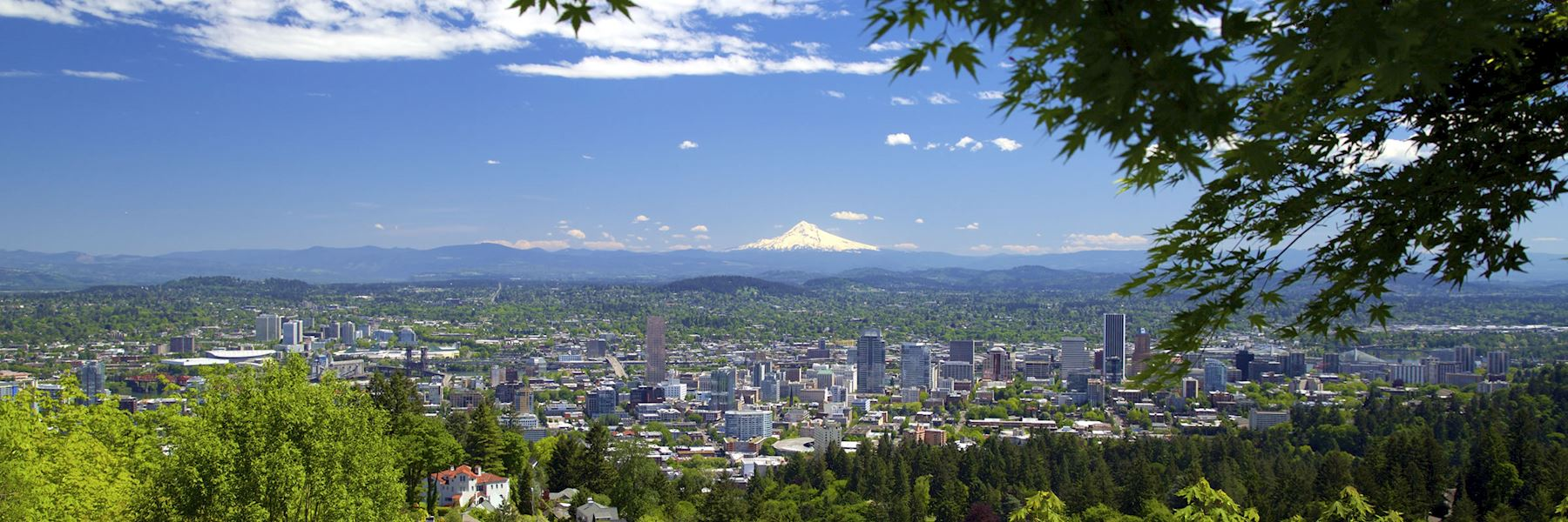 Visit Portland, USA