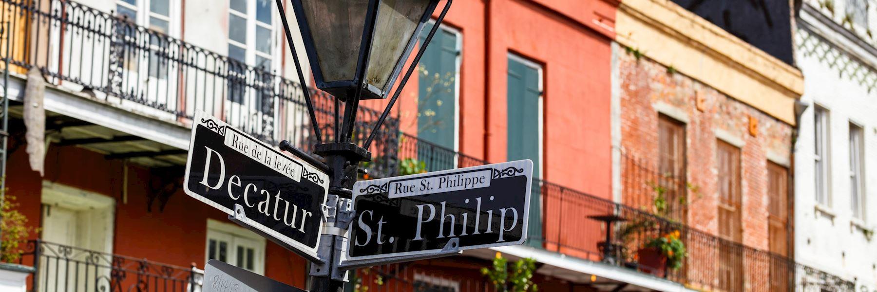 Visit New Orleans, Deep South