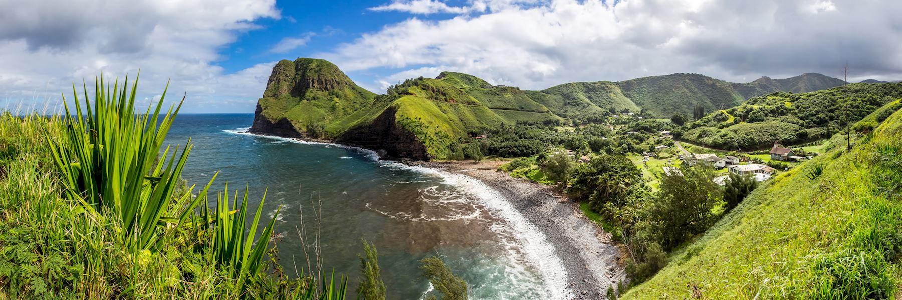 Visit Molokai, Hawaii