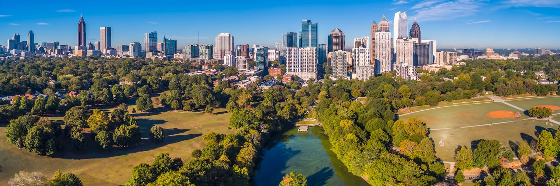 Visit Atlanta, Deep South