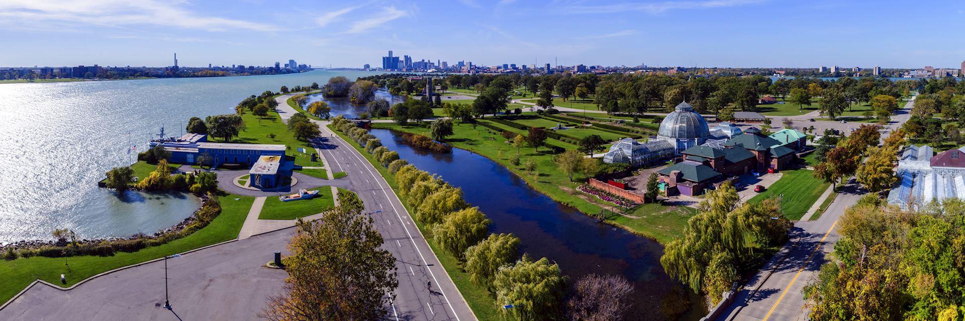 Belle Isle, Detroit