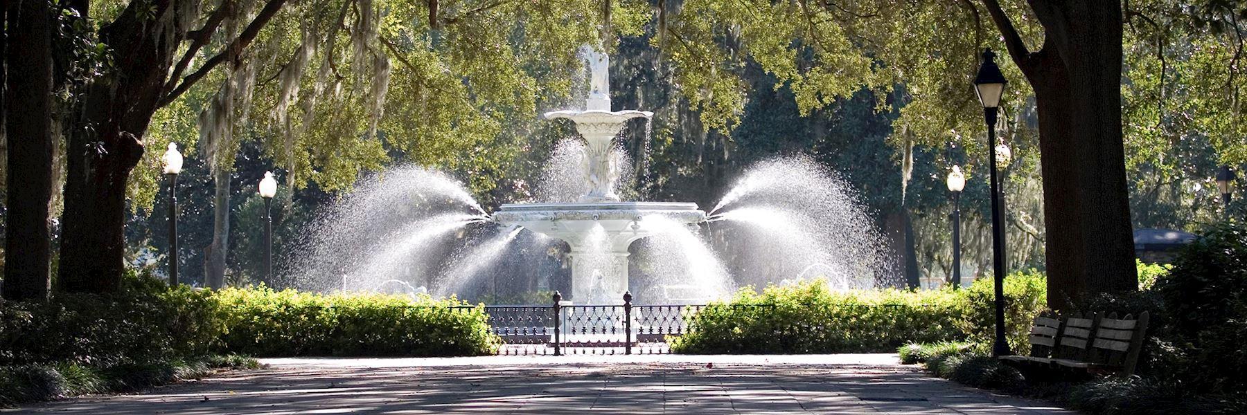Visit Savannah, Deep South