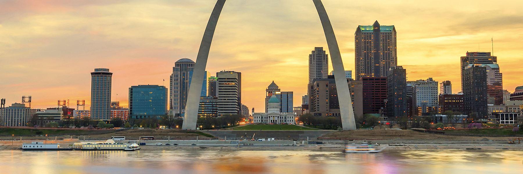 Visit St Louis, USA