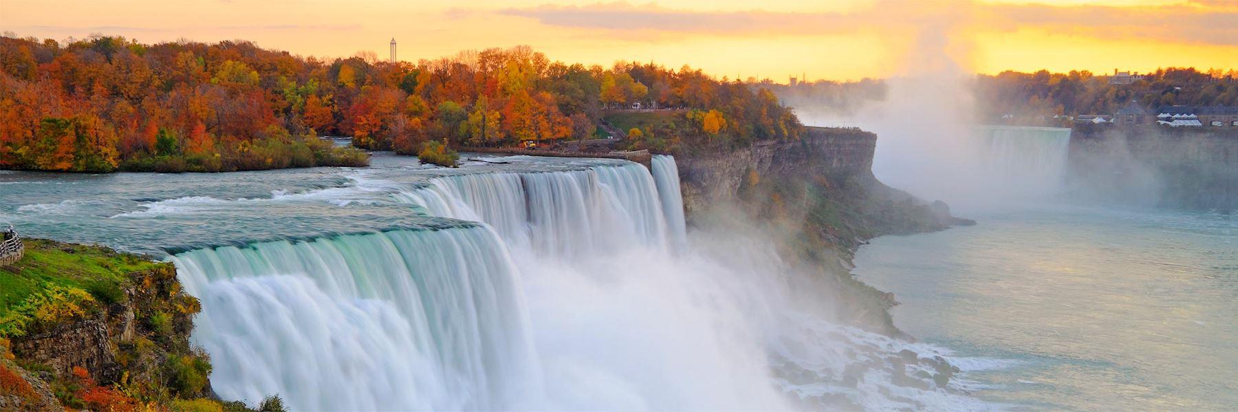 Visit Niagara Falls, USA