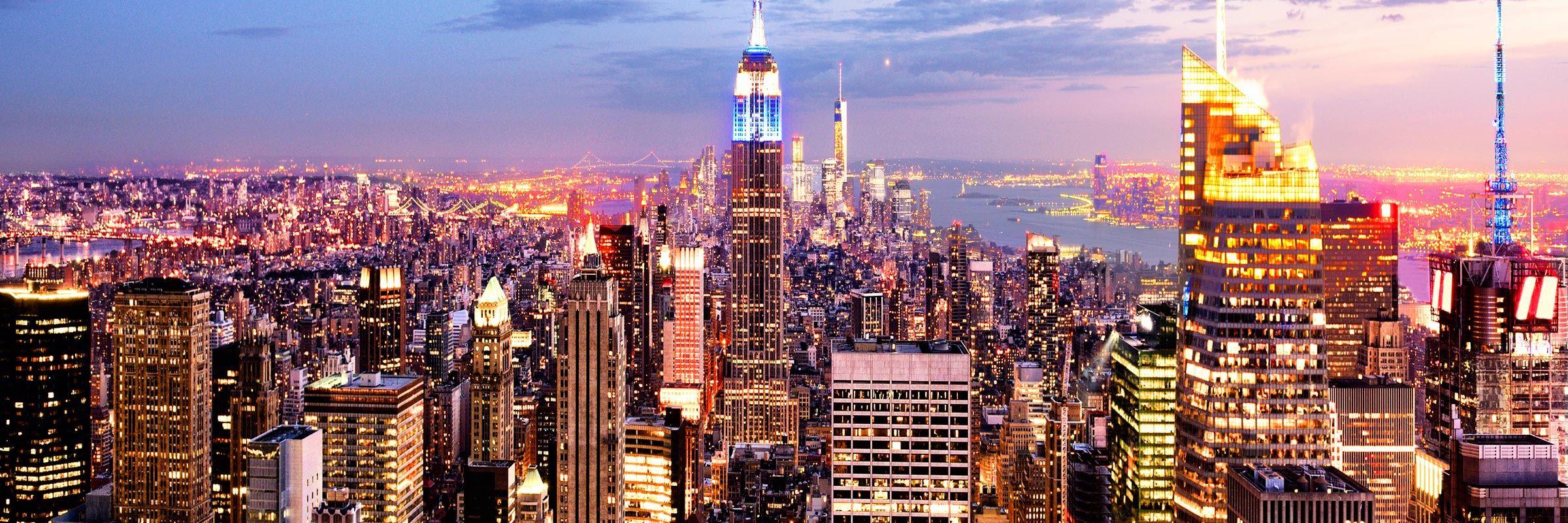 Diagram New York Usa