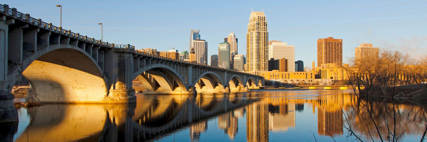 Visit Minneapolis and St Paul, USA
