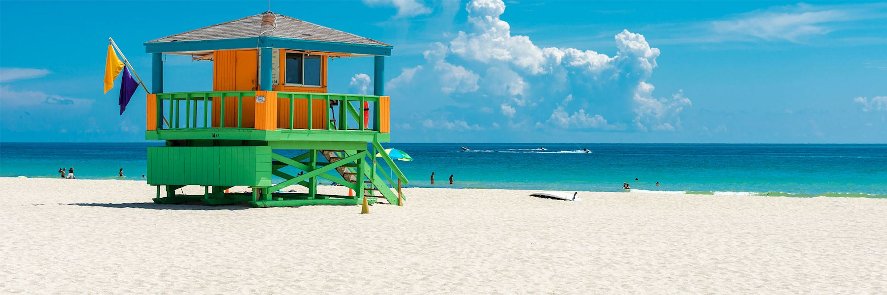 Visit Miami, USA