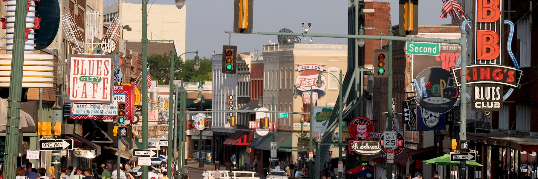 Visit Memphis, Deep South