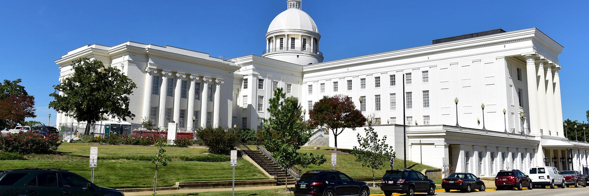 Alabama State Capitol building, Montgomery, USA