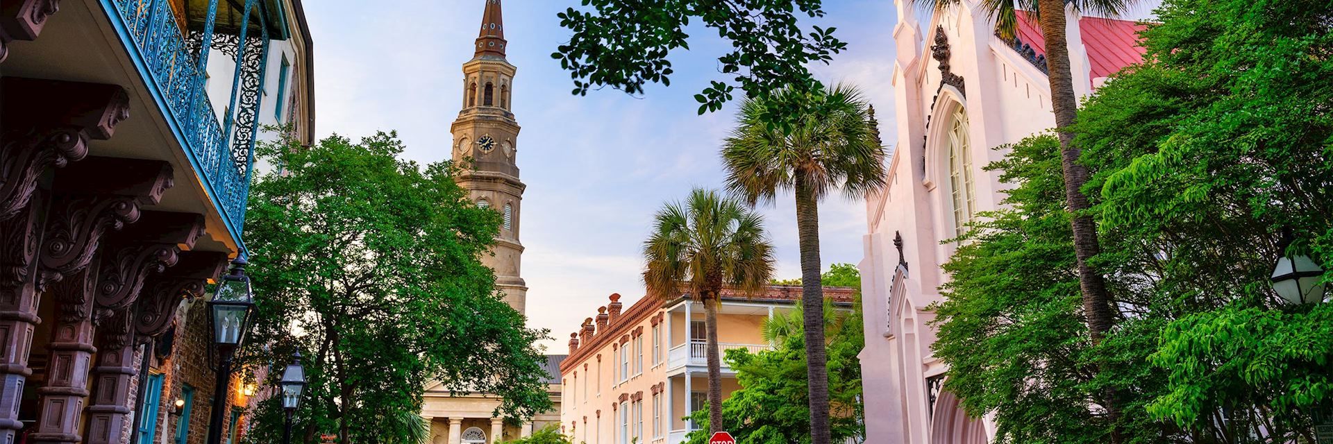 Charleston, South Carolina, the USA