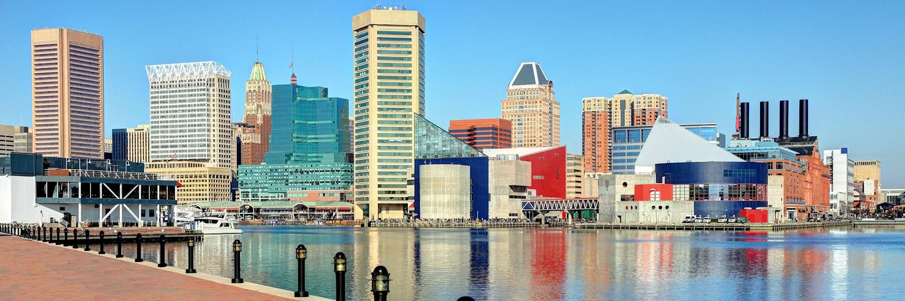 Visit Baltimore, USA