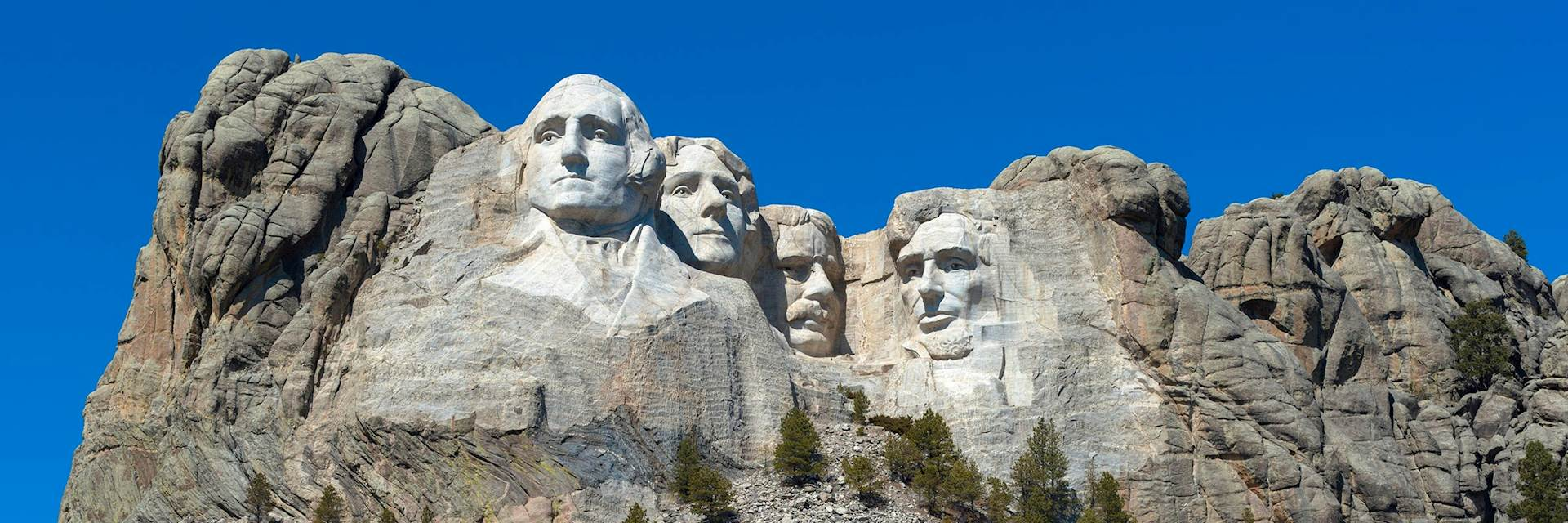 Mount Rushmore National Memorial, USA