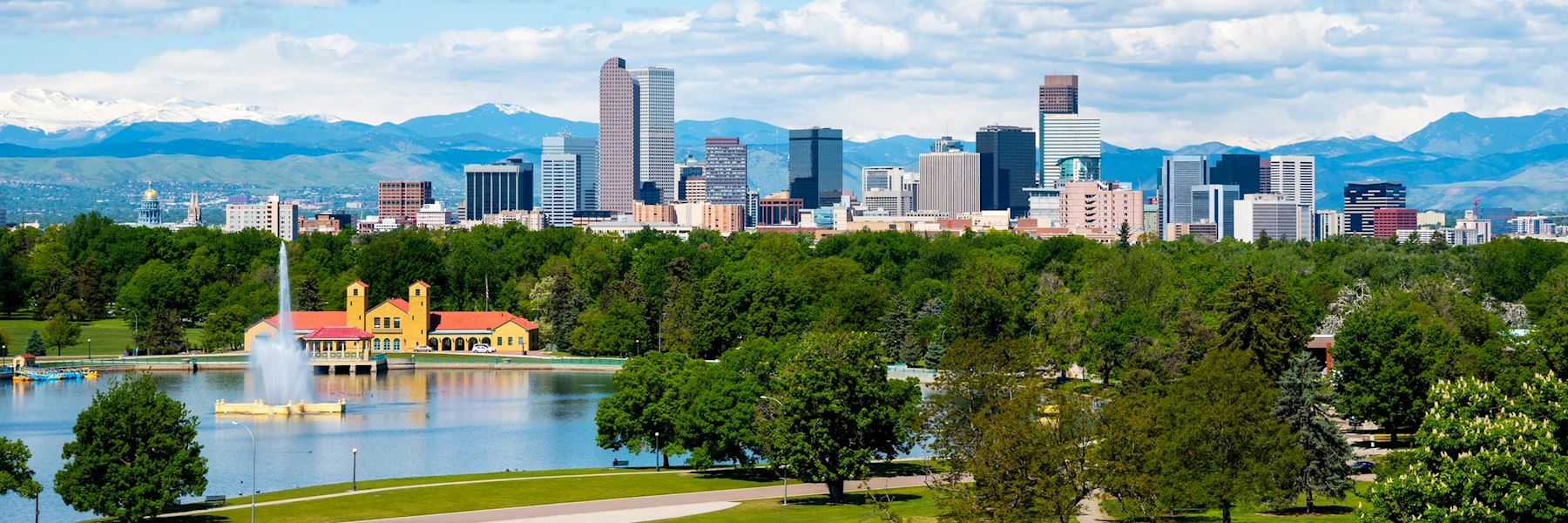 Visit Denver, USA