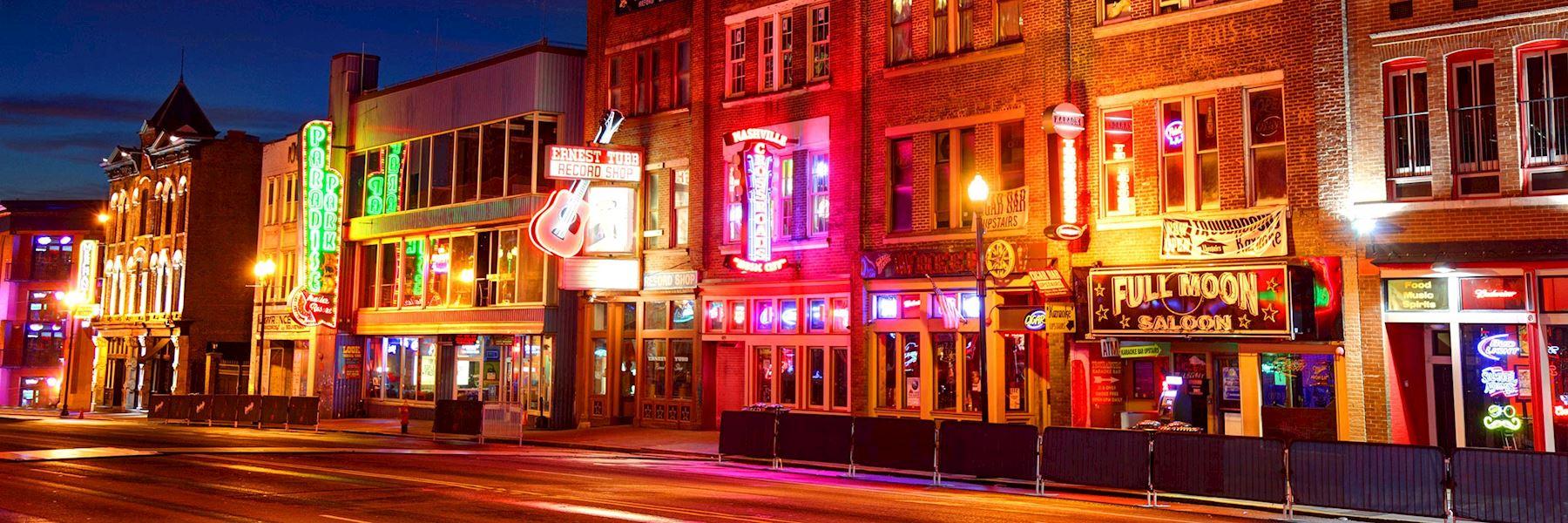 Visit Nashville, Deep South