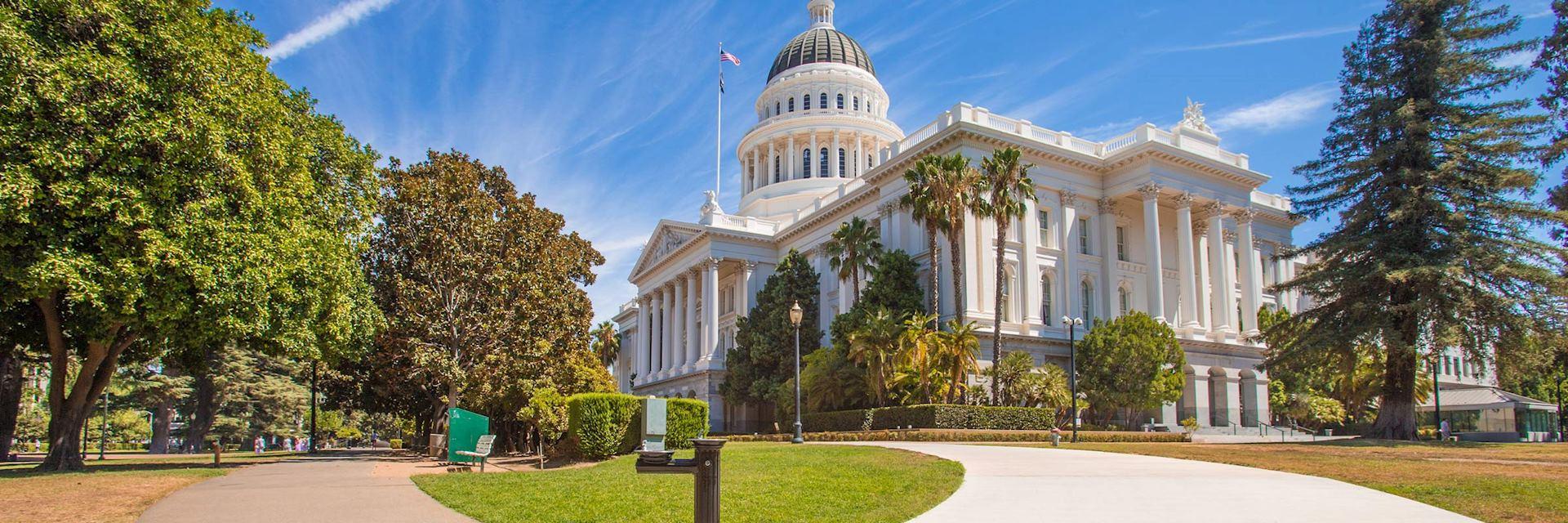 California Capital Building, Sacramento