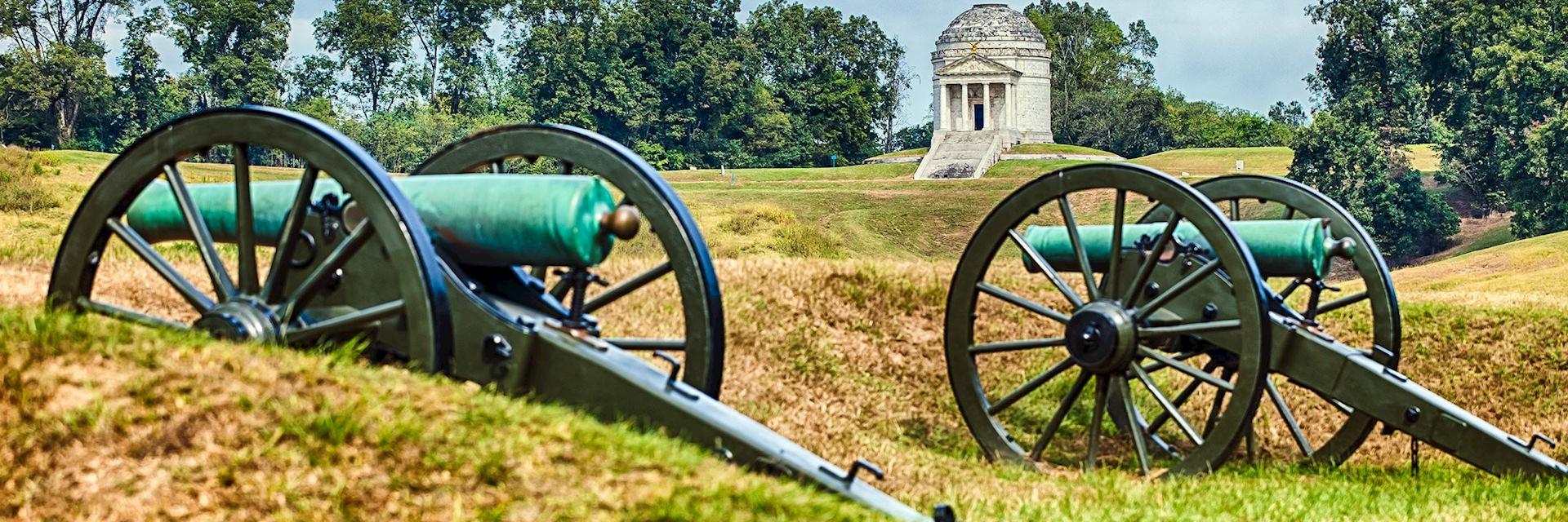 Vicksburg National Military Park, USA
