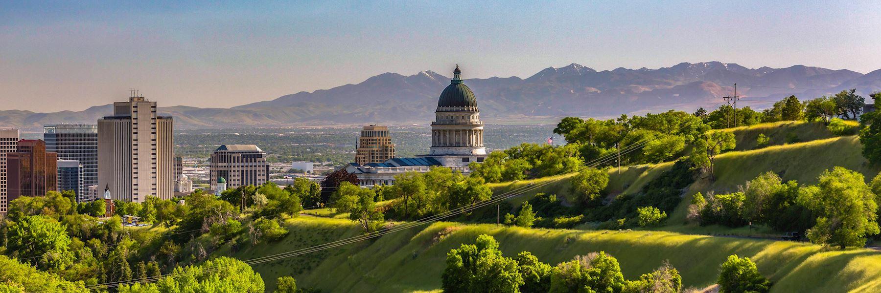 Visit Salt Lake City, USA