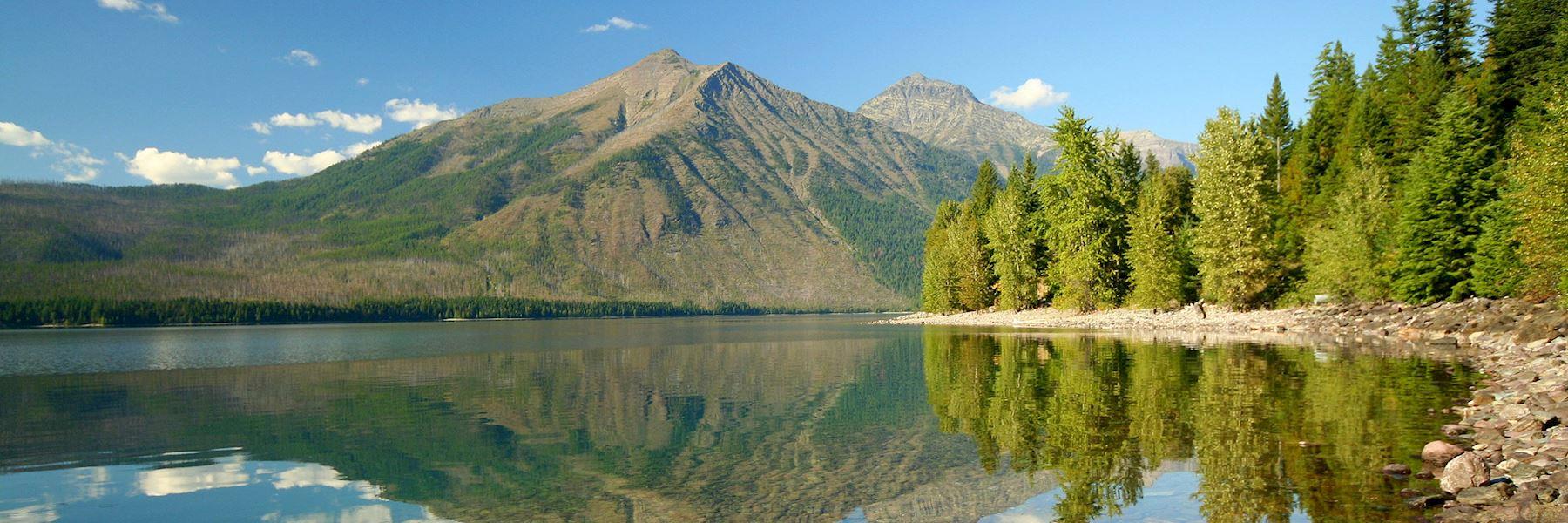 Visit Glacier National Park, USA